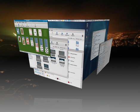 compiz-fusion Fedora 9