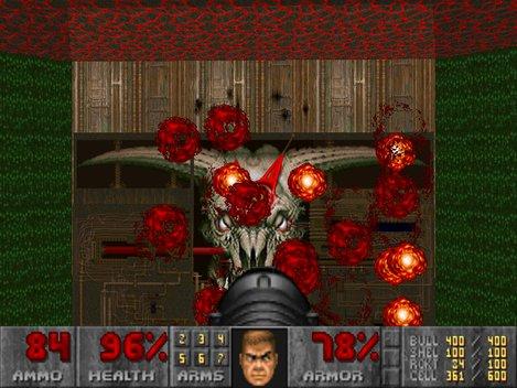 Doom II fin